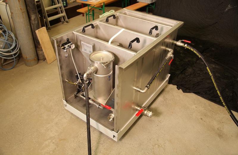 Filtecci tramp oil separator OA 500