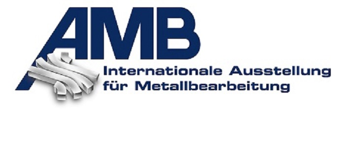 Logo AMB Stuttgart Internationale Ausstellung für Metallverabeitung