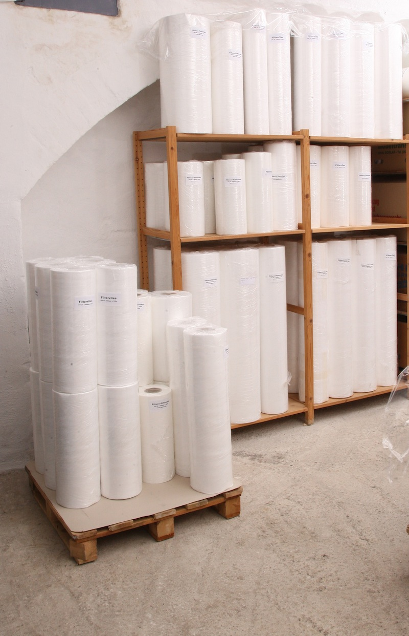 Filtecci non-woven filter medium